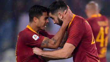 Roma  3 - 2  Genoa