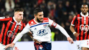 Nice  1 - 0  Lyon