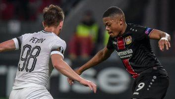 Bayer Leverkusen  1 - 1  FC Krasnodar