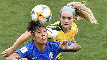 Highlight: Australia vs Brazil