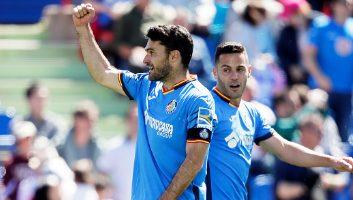 Getafe  2 - 0  Girona