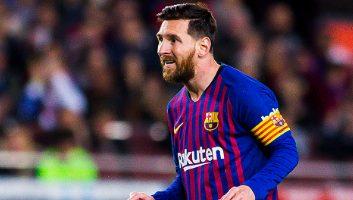 Barcelona  2 - 0  Villarreal