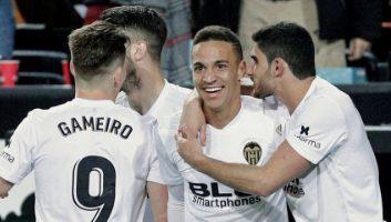 Valencia  1 - 0  Real Betis