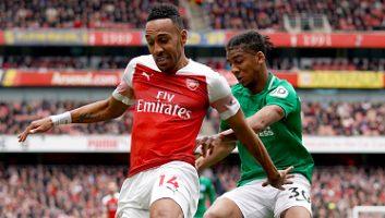 Arsenal  1 - 1  Brighton & Hove Albion