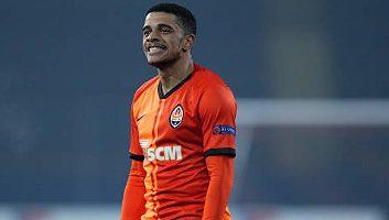 Shakhtar Donetsk  2 - 1  Benfica