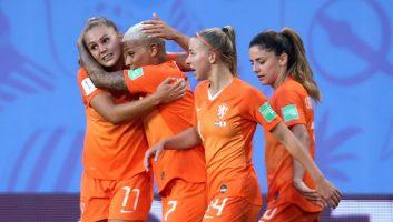 Highlight: Hà Lan vs Nhật Bản
