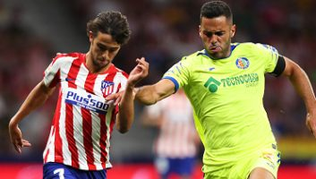 Atletico Madrid  1 - 0  Getafe