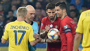 Ukraine  2 - 1  Portugal
