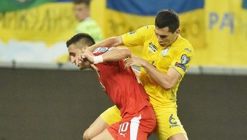 Highlight: Ukraine vs Serbia