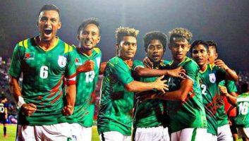 India  1 - 1  Bangladesh