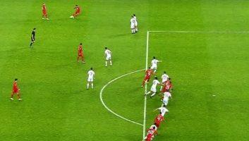 Macedonia  4 - 0  Gibraltar