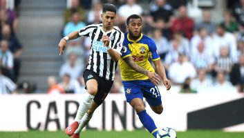 Newcastle United  3 - 1  Southampton