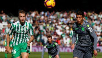 Real Betis  1 - 0  Real Sociedad