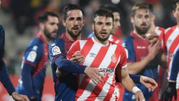 Girona  0 - 2  SD Huesca
