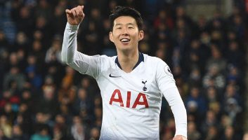 Leicester City  0 - 2  Tottenham Hotspur