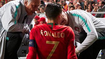 Portugal  1 - 1  Serbia