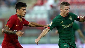 Athletic Bilbao  2 - 2  Roma