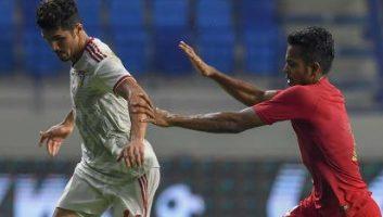 UAE  5 - 0  Indonesia