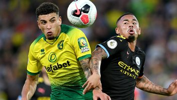 Norwich City  3 - 2  Manchester City