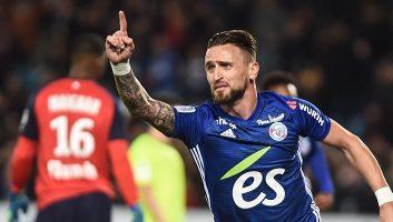 Strasbourg  1 - 1  Lille
