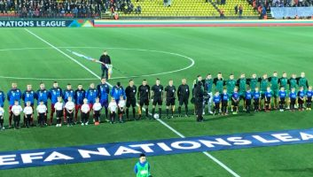 Lithuania  1 - 2  Romania
