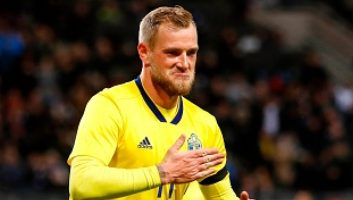 Sweden  1 - 1  Slovakia