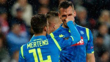 Salzburg  3 - 1  SSC Napoli