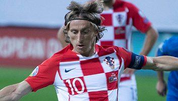 Azerbaijan  1 - 1  Croatia