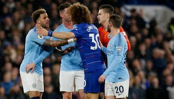 Chelsea  2 - 0  Manchester City