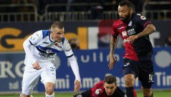 Cagliari  0 - 1  Atalanta