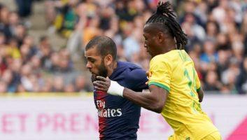 Nantes  3 - 2  Paris Saint-Germain