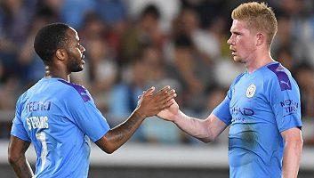 Yokohama F.Marinos  1 - 3  Manchester City