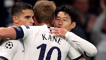 Tottenham Hotspur Vs Fk Crvena Zvezda 22 Oct 2019 Video
