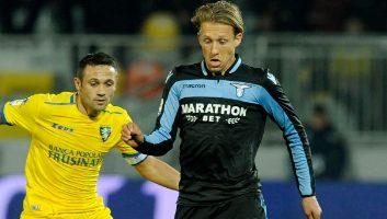 Frosinone  0 - 1  Lazio