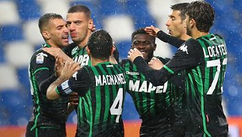 Sassuolo  4 - 0  Chievo Verona