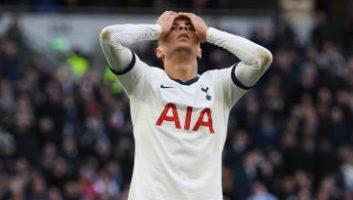 Tottenham Hotspur  2 - 3  Wolverhampton Wanderers