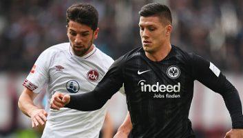 Eintracht Frankfurt  1 - 0  Nuernberg