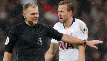 Tottenham Hotspur  1 - 0  Burnley