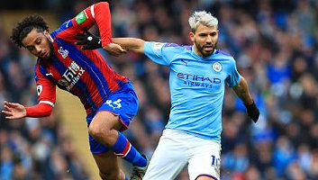 Manchester City  2 - 2  Crystal Palace