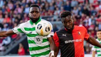 Rennes  1 - 1  Celtic