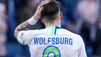 Hoffenheim  2 - 3  Wolfsburg