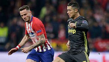 Atletico Madrid  2 - 0  Juventus