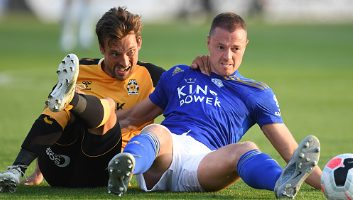 Cambridge United  0 - 3  Leicester City