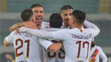 Hellas Verona  1 - 3  Roma