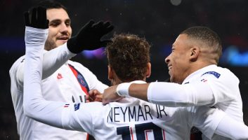 Video Paris Saint-Germain  5 - 0  Galatasaray (Champions League)