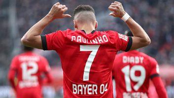 Bayer Leverkusen  4 - 0  Eintracht Frankfurt