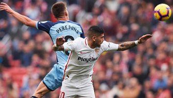 Sevilla  2 - 0  Girona