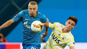 Zenit St. Petersburg  3 - 1  Fenerbahce