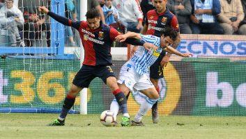 SPAL  1 - 1  Genoa