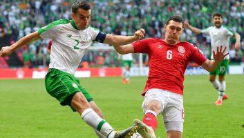 Highlight: Đan Mạch vs Ireland